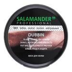 Воск Salamander Professional Dubbin нейтральный для гладкой кожи 100мл