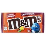 M&M's Chocolate Dragees with Crispy Caramel 36g