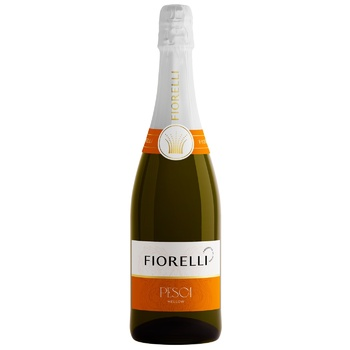 Fiorelli Pesca drink flavored on the basis of wine 7% 0,75l - buy, prices for Novus - image 1