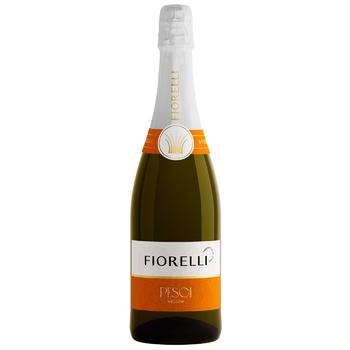 Напиток ароматизированный Fiorelli Pesca на основе вина 7% 0,75 - купить, цены на Метро - фото 1