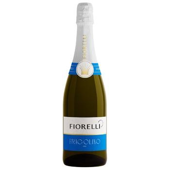 Напиток ароматизированный Fiorelli Fragolino Dry на основе вина 7% 0,75 - купить, цены на Метро - фото 1