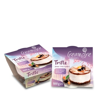 Creamoire Trifle Dessert 100g - buy, prices for MegaMarket - image 1