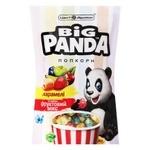 Попкорн Big Panda в карамели со вкусом фруктовый микс 90г - купить, цены на Фуршет - фото 1