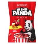 Попкорн Big Panda в карамели со вкусом вишни 90г