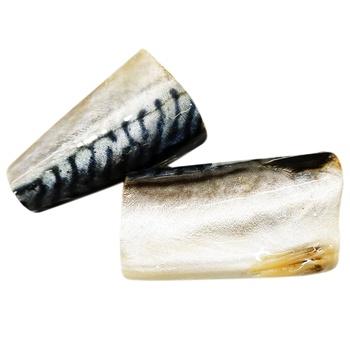 Fish atlantic mackerel light-salted - buy, prices for Furshet - image 1