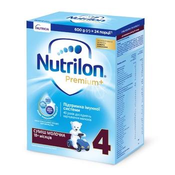 Смесь молочная сухая Nutrilon 4 600г