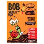 Bob Snail mango candy in milk chocolate without sugar 60g - buy, prices for MegaMarket - image 1
