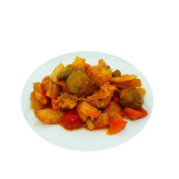 Рагу овочеве - купити, ціни на Ашан - фото 1