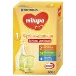 Смесь молочная сухая Milupa 1 600г