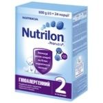 Суміш суха Nutricia Nutrilon Гіпоалергений 2 600г