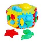 Tehnok Smart Kid Hippo Cube Toy