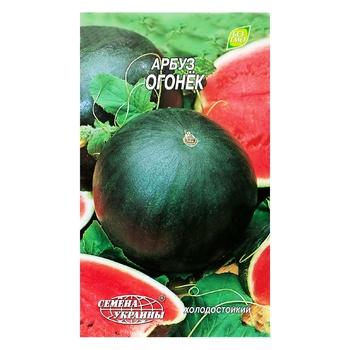 Semena Ukrayiny Euro Watermelon Seeds 3g - buy, prices for Tavria V - image 1