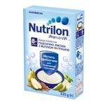 Каша молочная Nutrilon Пшенично-рисовая с яблоком и грушей 225г