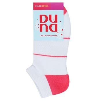 Носки Duna женские укороченные зима р23-25