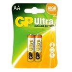 GP Ultra Alkaline Battery 1.5V AA 2pcs