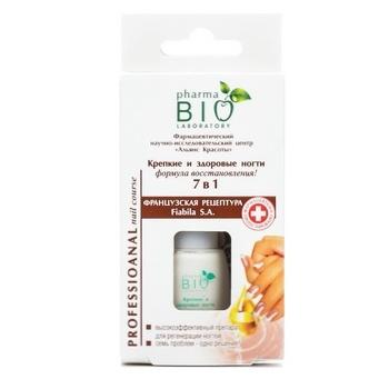 Гель-закрепитель для ногтей Bio Pharma 12мл - купить, цены на Novus - фото 1