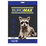Buromax Color Paper A4 80g/m2 20 Sheets