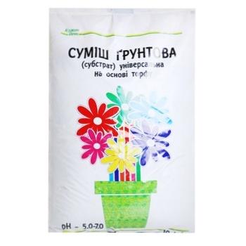 Kozhen Den Universal Soil mixture 20l - buy, prices for Auchan - photo 1