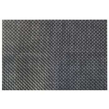 Коврик под тарелку Zeller Тренд 45х30см серый - купить, цены на МегаМаркет - фото 1