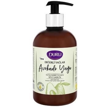 Мыло Duru жидкое с маслом авокадо 500мл