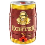 Julius Echter Weissbier dunkel Dark Unfiltered Beer 5,1% 5l