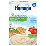 Humana for children with apple dairy buckwheat 200g