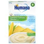 Каша молочная Humana кукурузная 200г