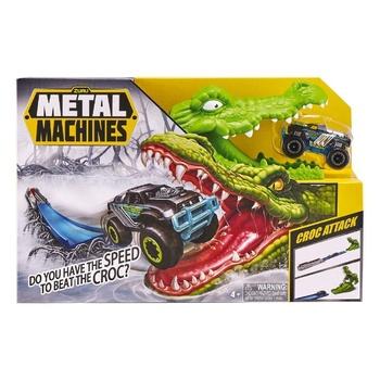 Игровой набор Metal Machines Крокодил