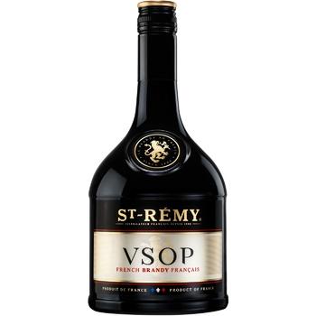Бренди St-Remy VSOP 0.7л - купить, цены на Фуршет - фото 1