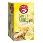 Teekanne Ginger-Lemon herbal tea 20pcs 1.75g