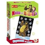 Ranok-Creative Masha And The Bear Picture of Sequins