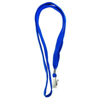 Мутузок Optima для бейджа синій - купити, ціни на Ашан - фото 1