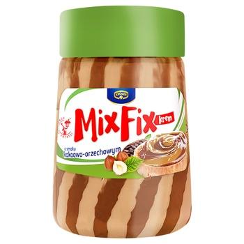 Крем-паста Kruger MixFix какао-орех с/б 380г - купить, цены на Фуршет - фото 1
