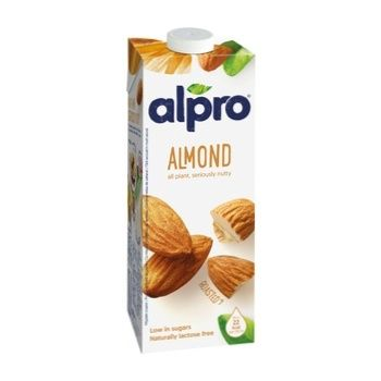 Alpro Original Almond Milk 2% 1l