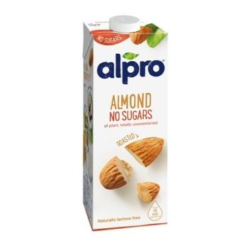 Напій мигдальний Алпро без додавання цукру 1л - купити, ціни на CітіМаркет - фото 1