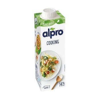 Продукт соевый Алпро для готовки 250мл