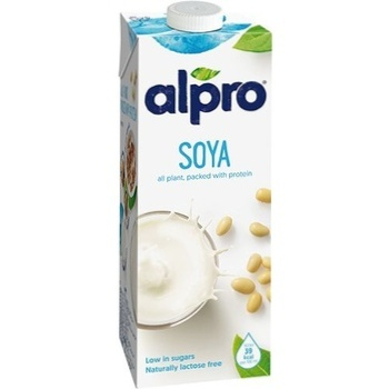 Alpro Original Soya Milk 1l - buy, prices for Auchan - photo 1