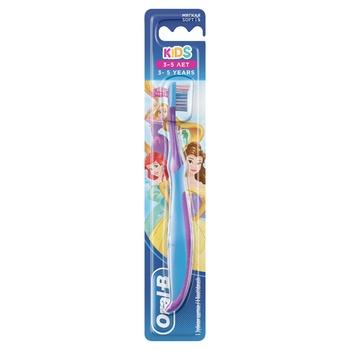 Зубная щетка Oral-B Kids Герои Диснея для детей 3-5 лет - купить, цены на Восторг - фото 1