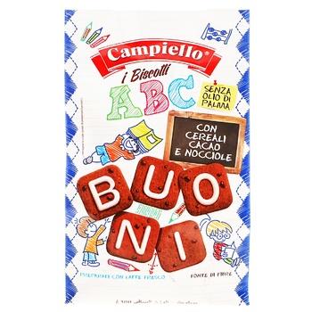 Печенье Campiello с буквами 300г