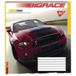 Зошит Yes Bigrace в лінію 96 аркушів