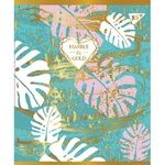Yes Marble&Gold A5 Lined Notebook 18 sheets