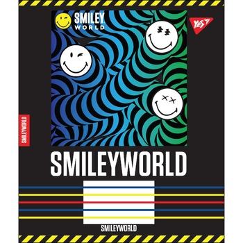 Зошит Yes Smiley World школьный А5 24 страниц клеточка