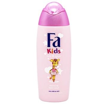 Гель для душа Fa Kids для девочек Сладкий аромат 250мл