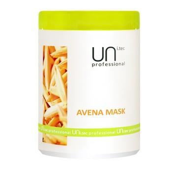Маска для волос UNi.tec professional Avena Mask с протеинами овса 1000 мл