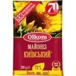 Olkom Kyivskyi Mayonnaise 72% 200g