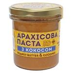 Паста арахісова Master Bob з кокосом 300г - купити, ціни на Восторг - фото 1