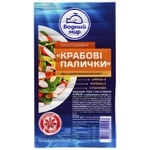 Vodnyi Mir Chilled Crab Sticks 100g - buy, prices for MegaMarket - image 1