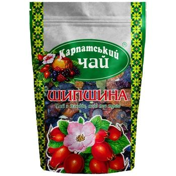 Tea Karpatsky Chay rosehip berries and herbs 100g - buy, prices for MegaMarket - image 1