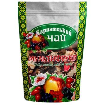 Karpatsky Chai Multifruit Tea 100g - buy, prices for CityMarket - photo 1