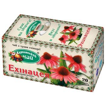 Carpathian Ehinatseya Herbal Tea - buy, prices for CityMarket - photo 1
